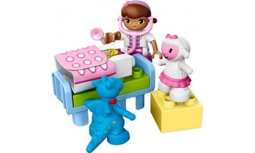 LEGO DUPLO 10606 «Больница Доктора Плюшевой»