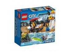 Конструктор LEGO City Coast Guard 60163 Набор «Береговая охрана»  - 60163