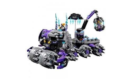 LEGO Nexo Knights 70351 Штаб Джестро