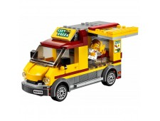 Конструктор LEGO City 60150 Фургон-пиццерия - 60150