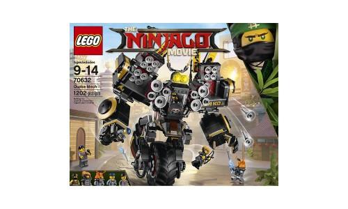 Конструктор LEGO Ниндзяго Робот Землетрясений