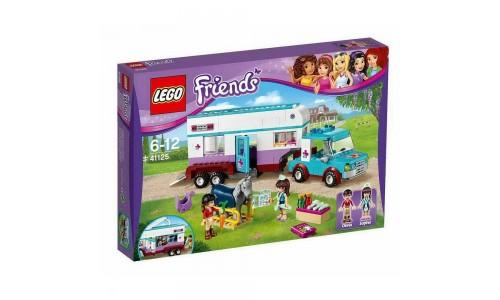 Конструктор LEGO Friends 41125 Ветеринарная машина