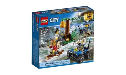 Конструктор LEGO Город Убежище в горах