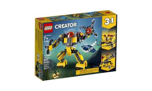 Конструктор LEGO Creator «Робот для подводных исследований»