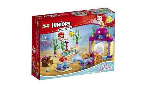 Конструктор LEGO Juniors «Подводный концерт Ариэль»