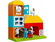 LEGO DUPLO 10617 «Моя первая ферма» - 10617