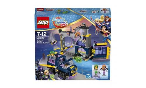 Конструктор LEGO Super Heroes Girls 41237 Секретный бункер Бэтгёрл