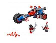 Конструктор LEGO Nexo Knights 70319 Молниеносная машина Мэйси - 70319