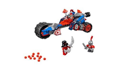 Конструктор LEGO Nexo Knights 70319 Молниеносная машина Мэйси