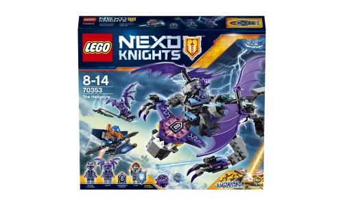 Констуктор LEGO NEXO KNIGHTS 70353 Летающая Горгулья