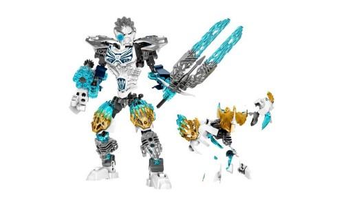 Конструктор Lego Копака и Мелум — Объединение Льда