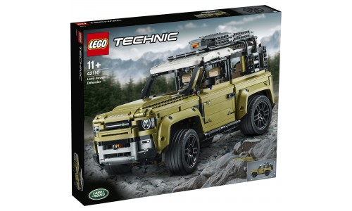 Конструктор LEGO Technic LAND ROVER DEFENDER