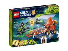 Конструктор LEGO Нексо Летающая турнирная машина Ланса - 72001