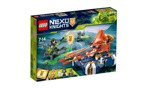 Конструктор LEGO Нексо Летающая турнирная машина Ланса