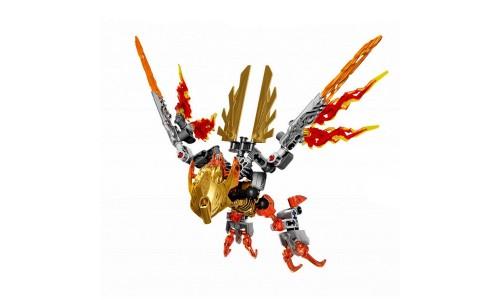 Конструктор Lego Икир, Тотемное животное Огня