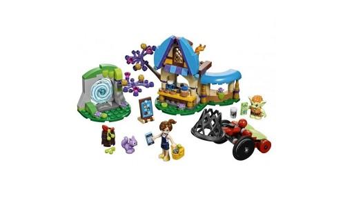 Конструктор LEGO Elves 41182 Похищение Софи Джонс