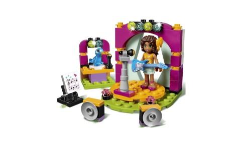 Конструктор LEGO Friends 41309 Музыкальный дуэт Андреа