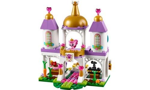 Конструктор Lego Disney Princess Королевские питомцы: замок
