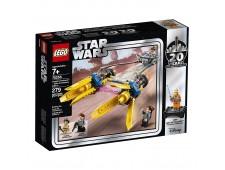 Конструктор LEGO Star Wars Гоночная капсула Энакина: выпуск к 20-летнему юбилею - 75258