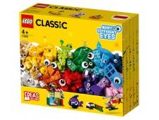 Конструктор LEGO Classic Кубики и глазки - 11003