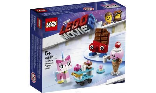 Конструктор LEGO Movie 2: САМЫЕ лучшие друзья Кисоньки!