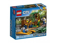 Конструктор LEGO City Jungle Explorer 60157 Набор «Джунгли» для начинающих  - 60157