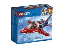 Конструктор LEGO Город Реактивный самолёт - 60177