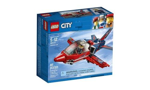 Конструктор LEGO Город Реактивный самолёт