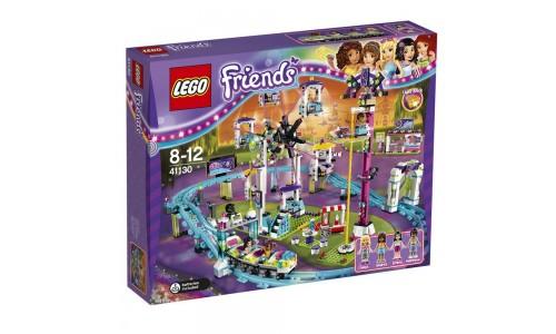 Конструктор LEGO Friends 41130 Парк развлечений: американские горки