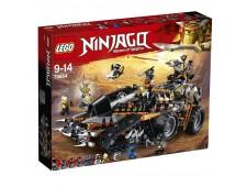 Конструктор LEGO NINJAGO Стремительный странник - 70654