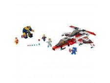LEGO Super Heroes 76049 Реактивный самолёт Мстителей: космическая миссия - 76049