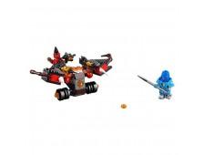 Конструктор LEGO Nexo Knights 70318 Шаровая ракета - 70318