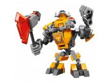 Конструктор LEGO Nexo Knights 70365 Боевые доспехи Акселя - 70365