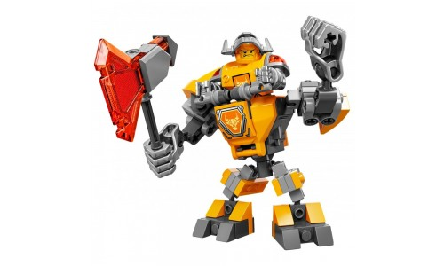 Конструктор LEGO Nexo Knights 70365 Боевые доспехи Акселя