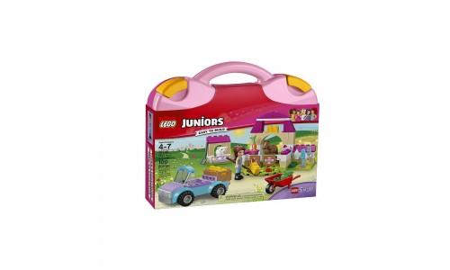 Конструктор LEGO Juniors 10746 Чемоданчик «Ферма Мии»