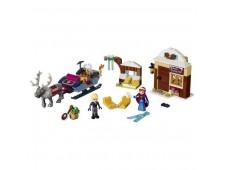 LEGO Disney Princesses 41066 Анна и Кристоф: прогулка на санях - 41066