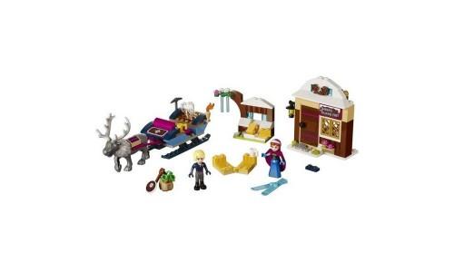 LEGO Disney Princesses 41066 Анна и Кристоф: прогулка на санях