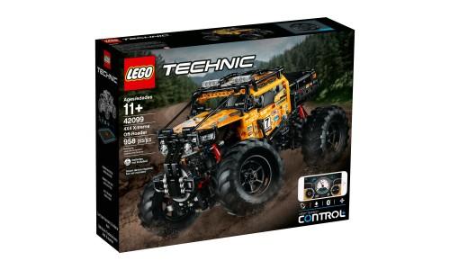 Конструктор LEGO Technic Экстремальный внедорожник 4х4