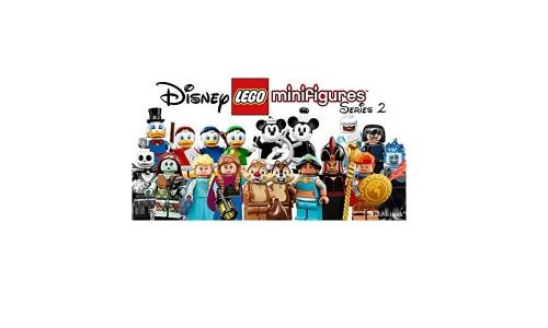 Минифигурка LEGO Серия DISNEY 2