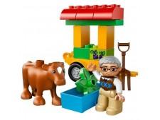 LEGO Duplo 10524 Сельскохозяйственный трактор - 10524