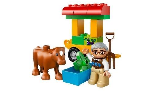 LEGO Duplo 10524 Сельскохозяйственный трактор