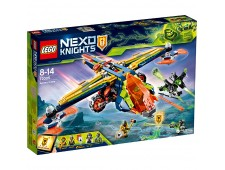 Конструктор LEGO Нексо Аэро-арбалет Аарона - 72005