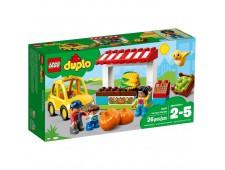 Конструктор LEGO Дупло Фермерский рынок - 10867