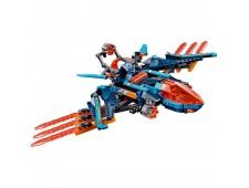 LEGO Nexo Knights 70351 Самолёт-истребитель «Сокол» Клэя - 70351