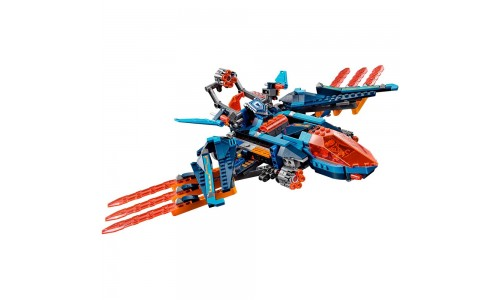 LEGO Nexo Knights 70351 Самолёт-истребитель «Сокол» Клэя
