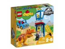 Конструктор LEGO DUPLO Jurassic World Башня Ти-Рекса - 10880