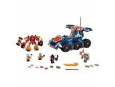 Конструктор LEGO Nexo Knights 70322 Башенный тягач Акселя - 70322