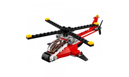 LEGO Creator 31057 Красный вертолёт