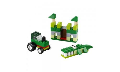 LEGO  Classic 10708 Зелёный набор для творчества