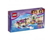 Конструктор LEGO Friends 41316 Скоростной катер Андреа - 41316